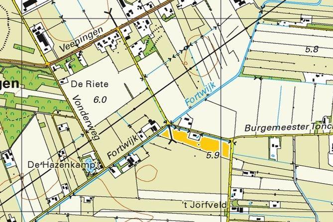 Burg. Tonckenstraat, Zuidwolde (DR)