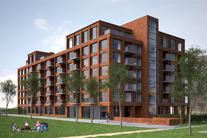 24 appartementen - Powerhouse