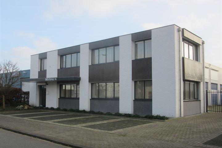 Heusing 16, Breda