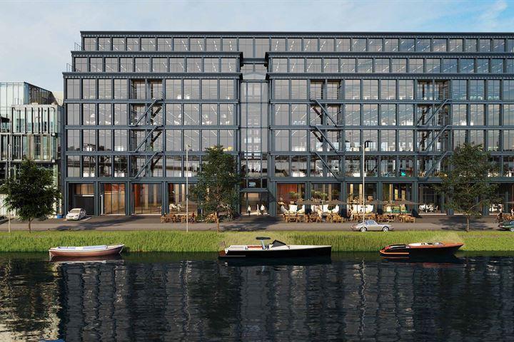 Danzigerkade 14-15, Amsterdam