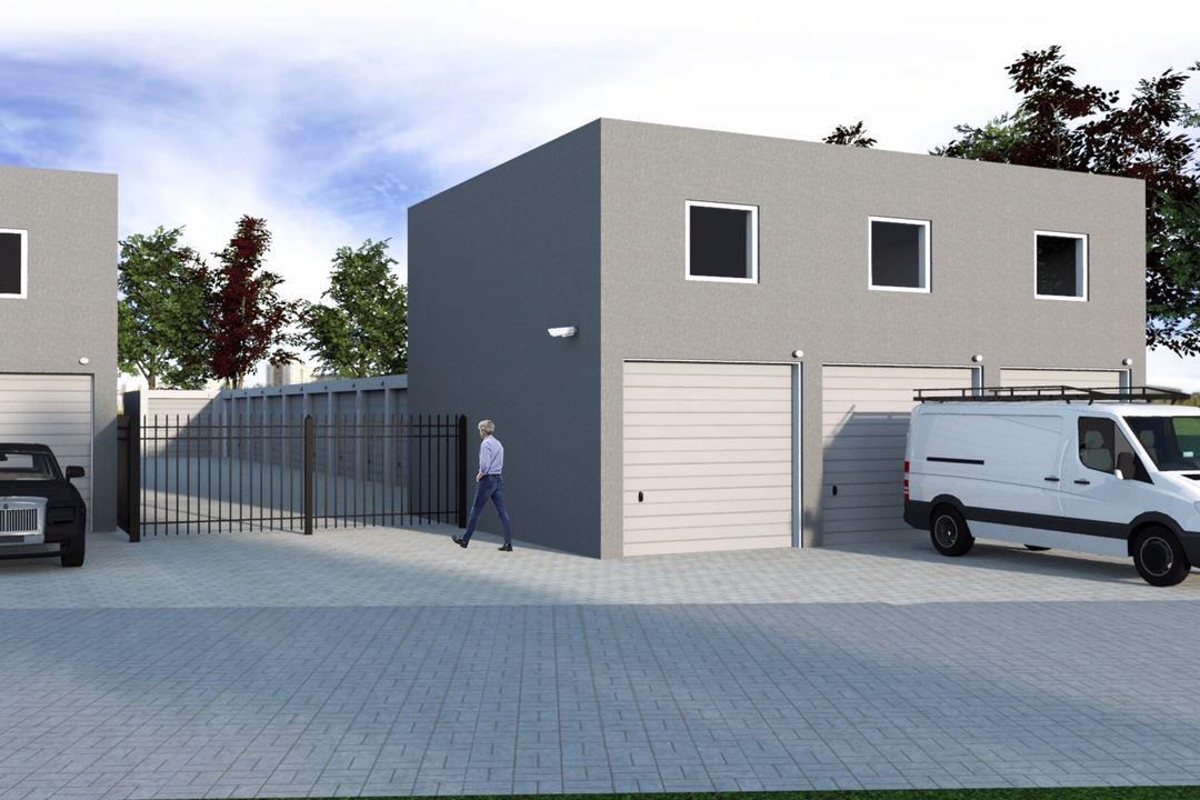 Bekijk foto 2 van Bedrijfsunits - Nieuwe Baan