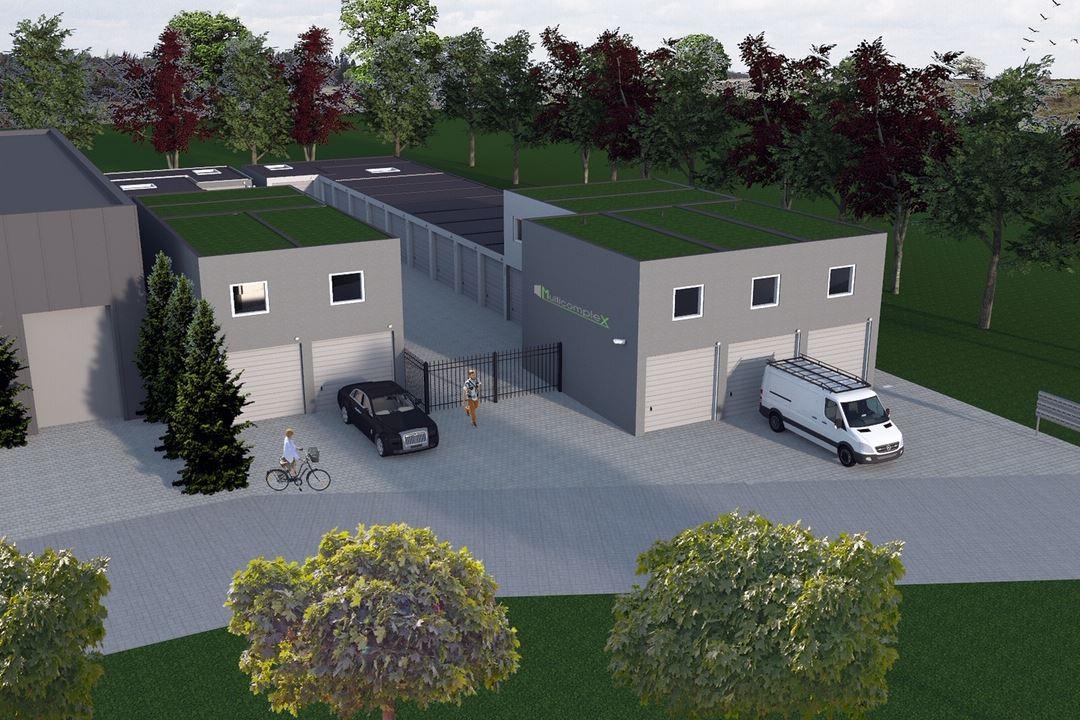 Bekijk foto 1 van Bedrijfsunits - Nieuwe Baan