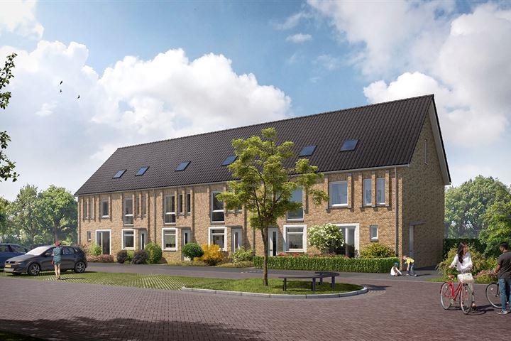 10 | Hoekwoning Den Eik te Westerbeek (Bouwnr. 10)