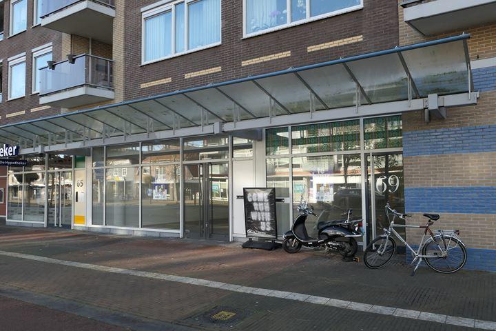 Schutstraat 67 -69, Hoogeveen