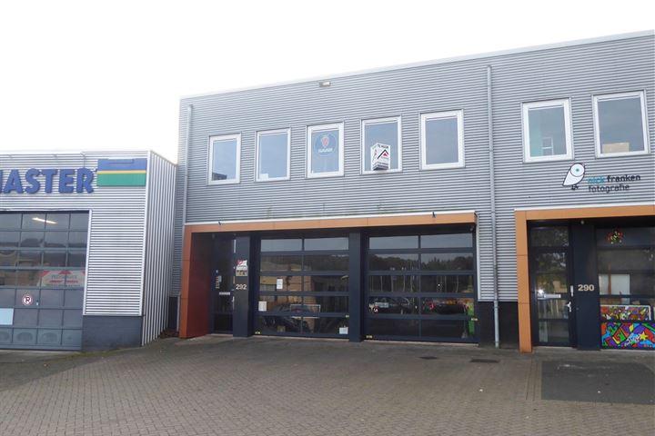 Melanendreef 292, Bergen op Zoom