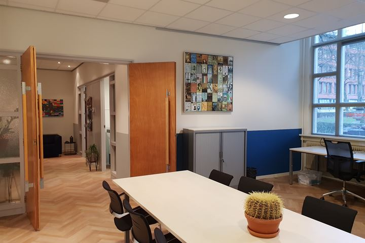 Guyotplein 5 1, Groningen