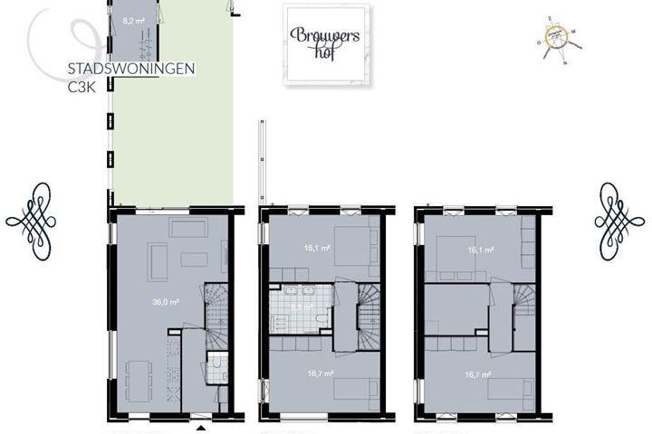 Brouwershof (Bouwnr. 301)