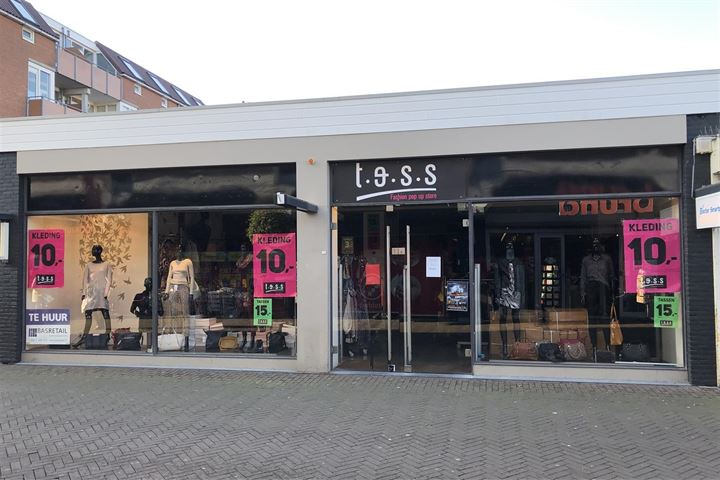 De Wissel 11-13, Lelystad