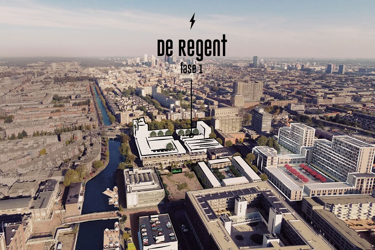 View photo 3 of De Regent (Bouwnr. 5)