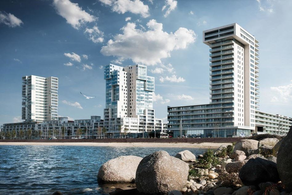 View photo 6 of Nesselande Newport Kopenhagen (Bouwnr. 35)