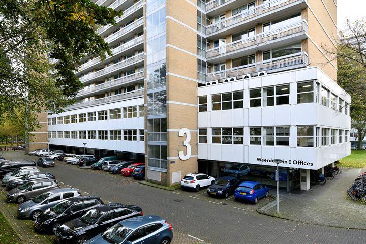 Weerdestein 19 -97, Amsterdam