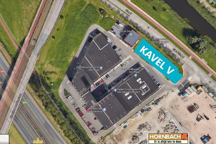 Singel 'Kavel V', Den Haag