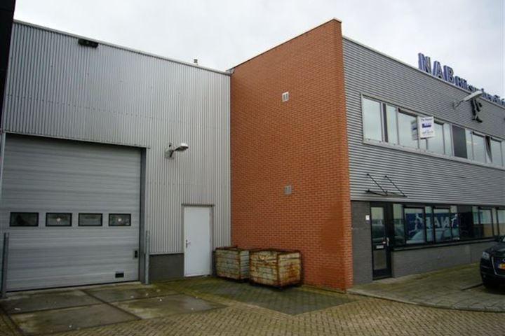 Zeemanstraat 7 A, Barendrecht