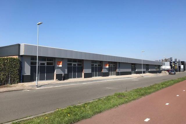 Terheijdenseweg 465, Breda