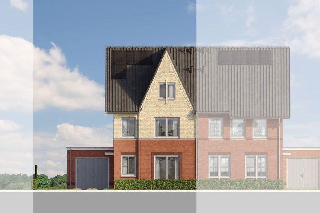Bekijk foto 3 van De Laantjes, fase 1, bouwnummer 033