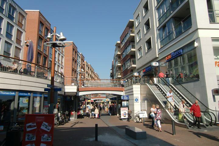 Brederodelaan/ Veerpromenade