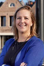Eveline van de Bunt - Office manager