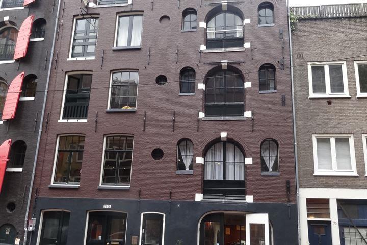 Spuistraat 74 A, Amsterdam