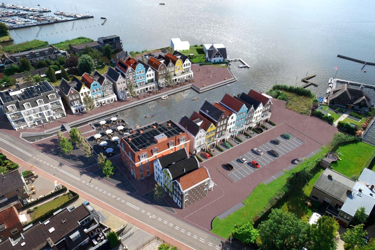 View photo 3 of Boegspriet (Bouwnr. 10)