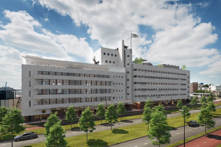 Vierhavensstraat 38-42, Rotterdam