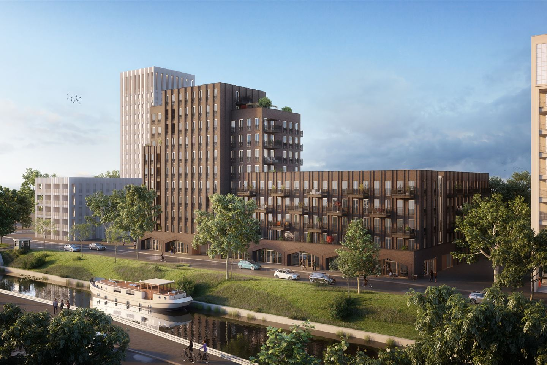 Bekijk foto 1 van Oosterhamrikkade (Bouwnr. A104)
