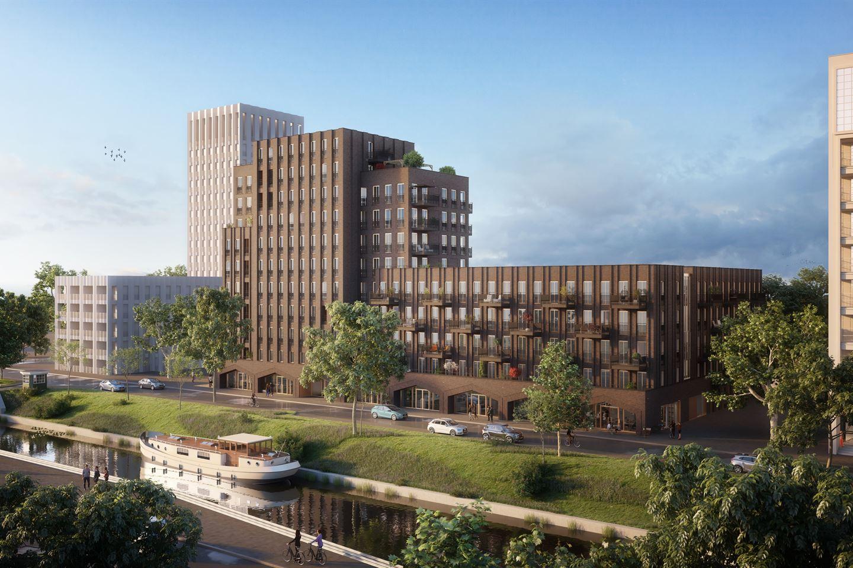 Bekijk foto 1 van Oosterhamrikkade (Bouwnr. A204)