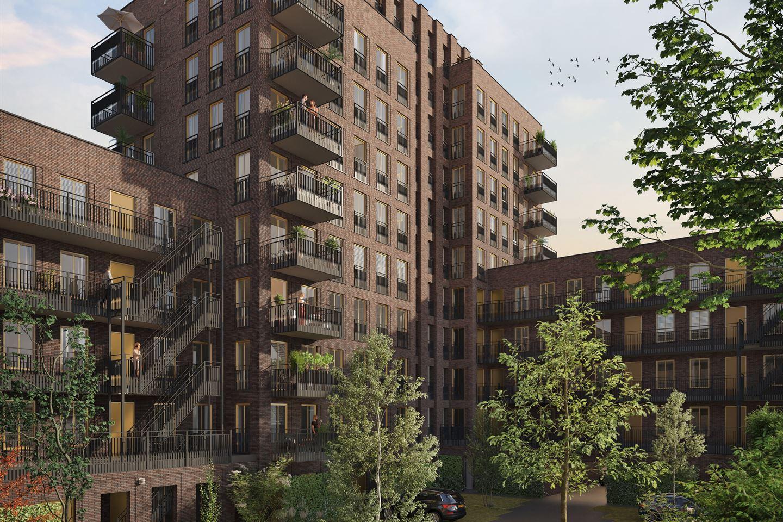 Bekijk foto 2 van Oosterhamrikkade (Bouwnr. A404)