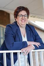 Ingrid Verspuij (Secretaresse)