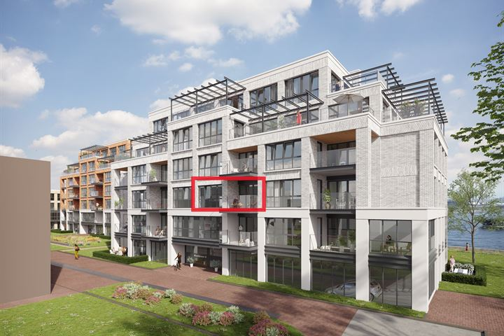 Jan Nieraethstraat (Bouwnr. 052)