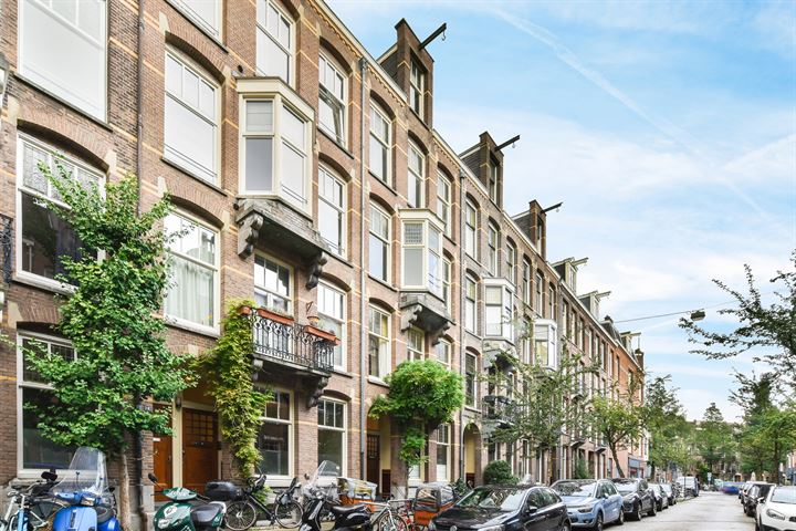 Wouwermanstraat 10 -hs