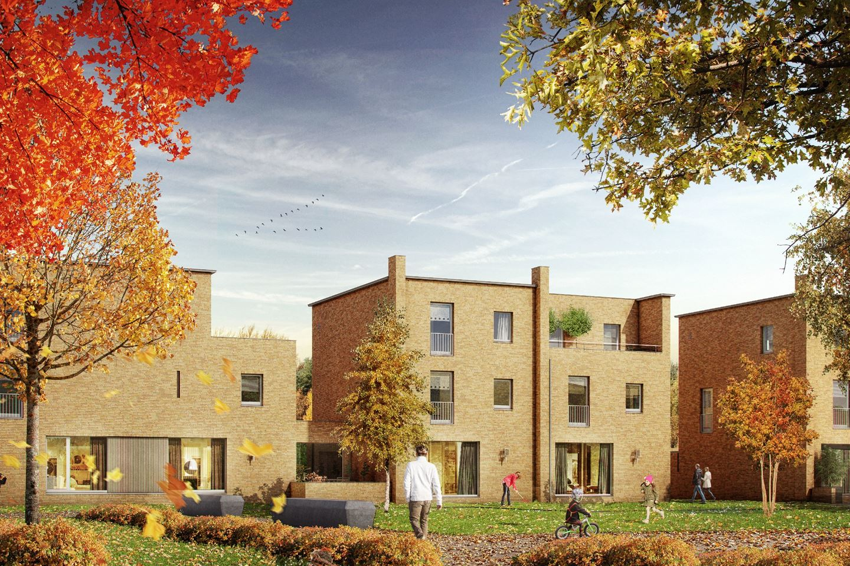 Bekijk foto 1 van Engelse Park - Parkvilla (Tweekap) (Bouwnr. 83)