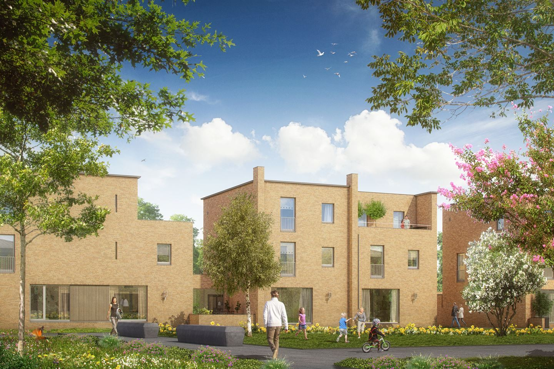 Bekijk foto 3 van Engelse Park - Parkvilla (Tweekap) (Bouwnr. 83)