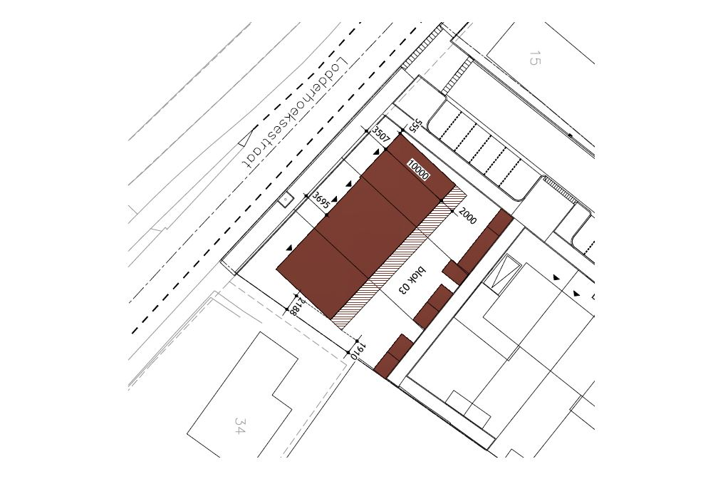 Bekijk foto 5 van Lodderhoeksestraat - bouwnr. 1