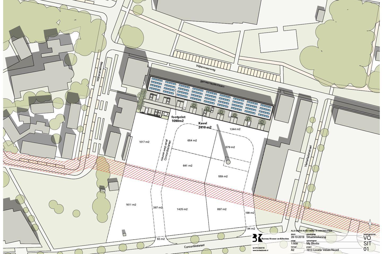 Bekijk foto 2 van Blocks Velsen-Noord