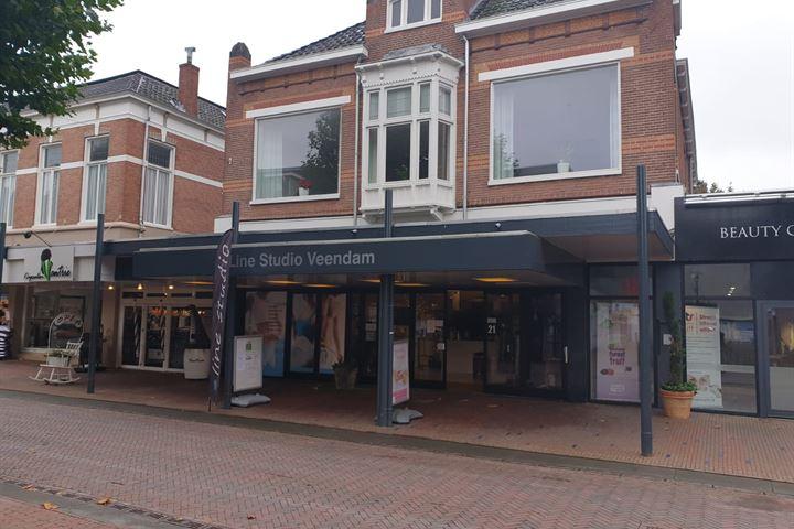 Kerkstraat 21 -21a, Veendam
