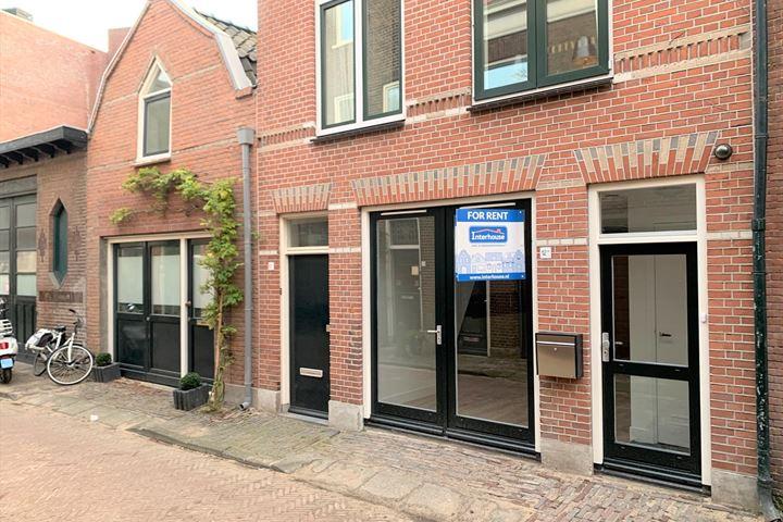 Nieuwe Spaarnwouderstraat