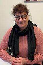 Sylvia Kastelic-Zeijen (Administratief medewerker)