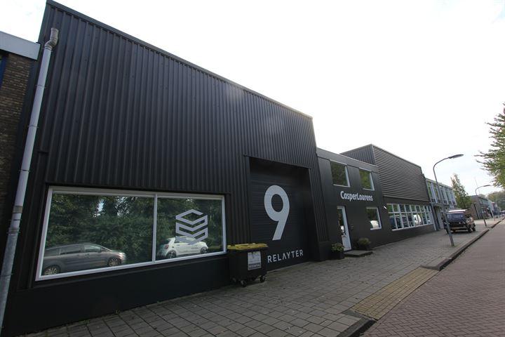 Rutherfordstraat 7 - 9, Haarlem