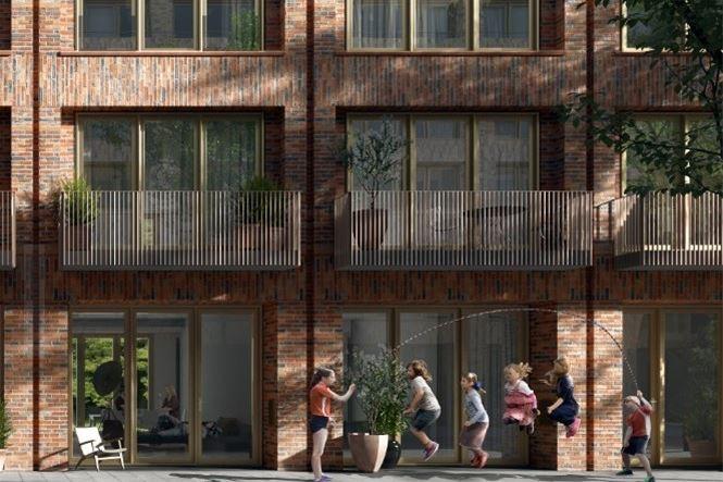 Bekijk foto 6 van Krommeniestraat 2 D*