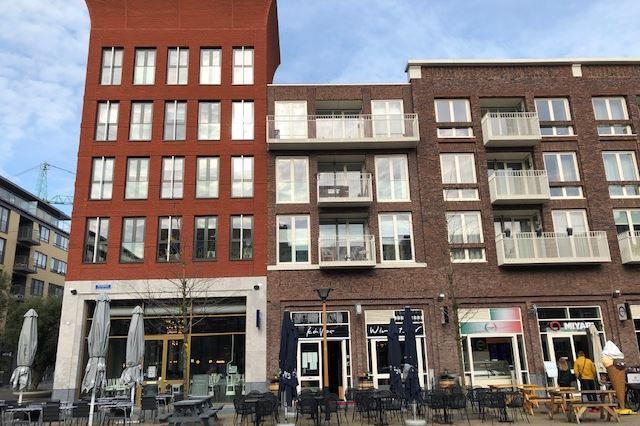 Brusselplein 5, Utrecht