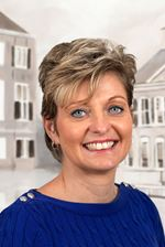 Danielle van der Reijden (Office manager)