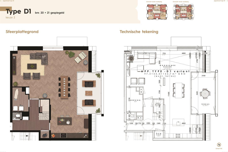 Bekijk foto 5 van De Residentie, type D, Bouwnummer (Bouwnr. 20)