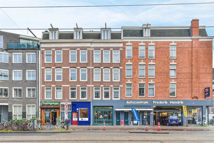 Frederik Hendrikstraat 129 III