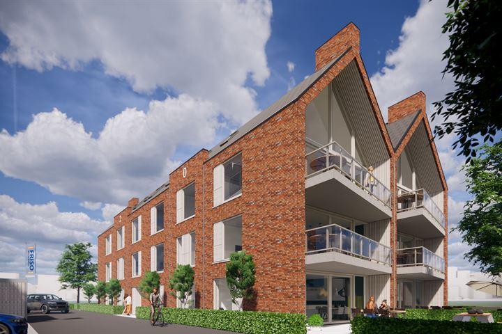Antares 2020 Appartementen