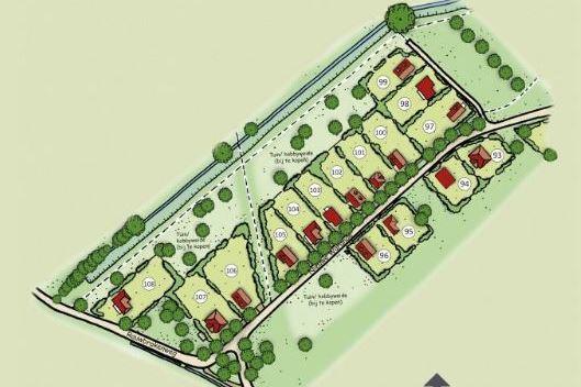 Buitengoed Nieuwe Warande Deelplan 5B # 105
