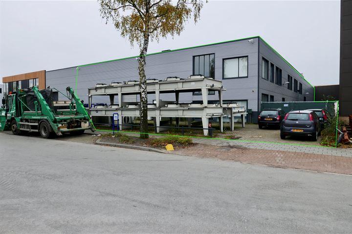 Kernreactorstraat 15, Veenendaal