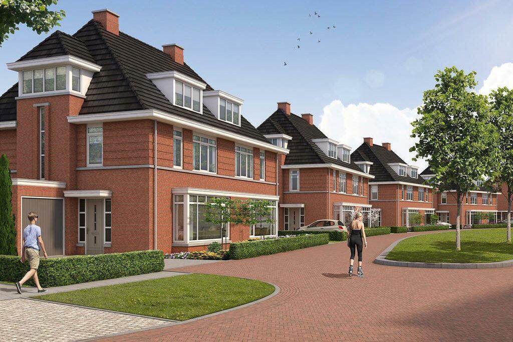 Bekijk foto 2 van Willemsbuiten - buurtje 6 (Bouwnr. 45)
