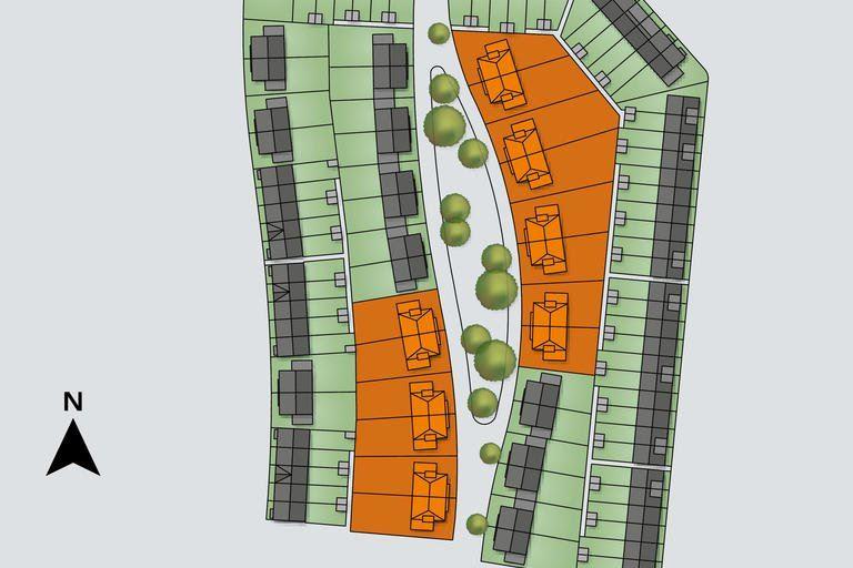 Bekijk foto 3 van Willemsbuiten - buurtje 6 (Bouwnr. 45)
