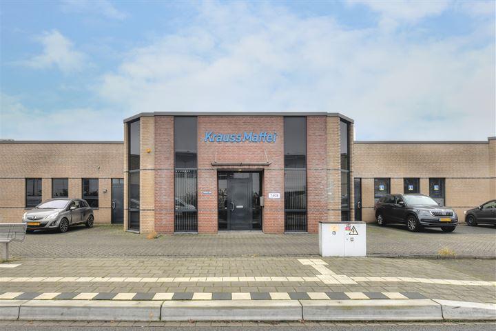 Minervum 7408 + 6 PP, Breda