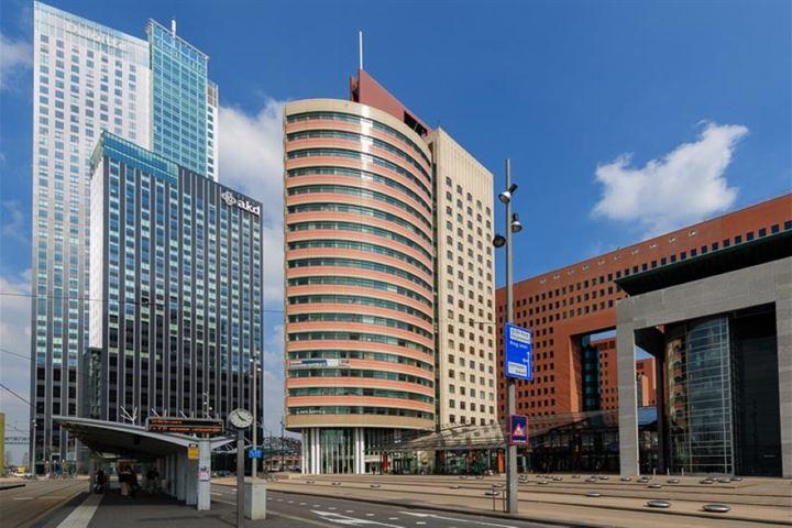 Wilhelminaplein 1 -40, Rotterdam